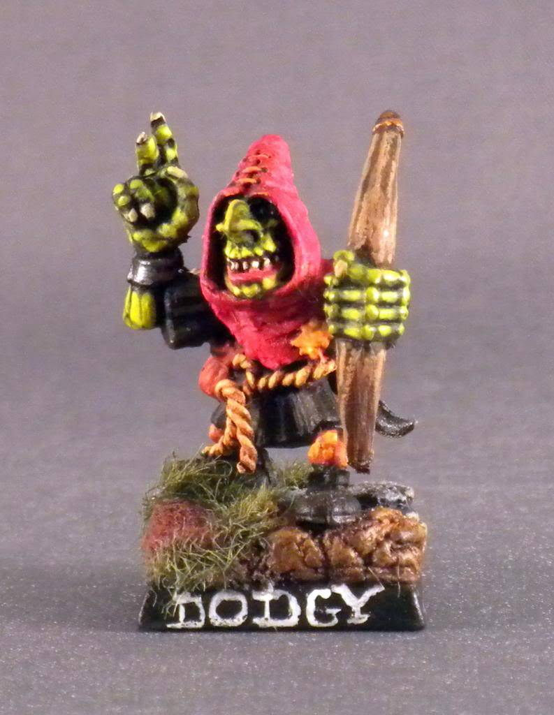The Red Brotherhood UberGoblins & Goblins 118Dodgy01