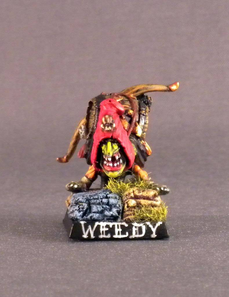 The NOW COMPLETED Red Brotherhood Gallery  FOR SALE! - Page 2 198Weedy01