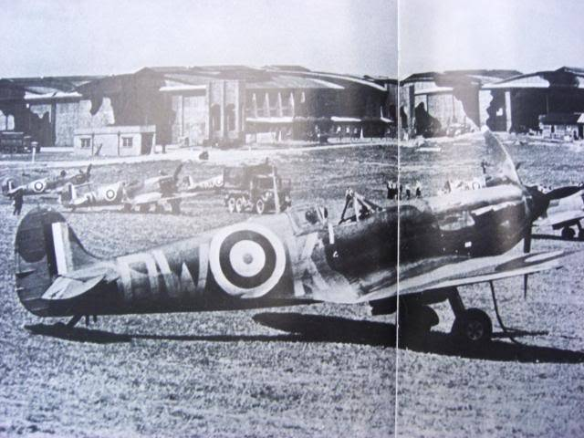 Spitfire MKIa - DWoK BoB - Airfix 1/72 38157868