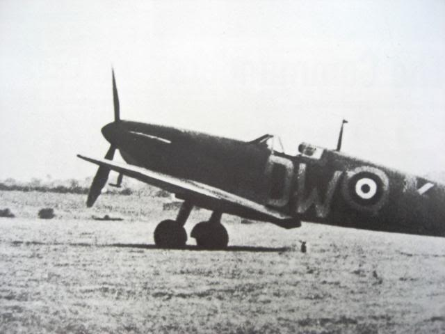 Spitfire MKIa - DWoK BoB - Airfix 1/72 A3c40ca0