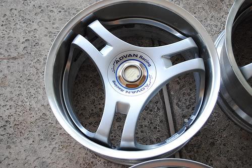 FS: Super Advan Ver. 1 18x9 +22 5x114 Wheel1