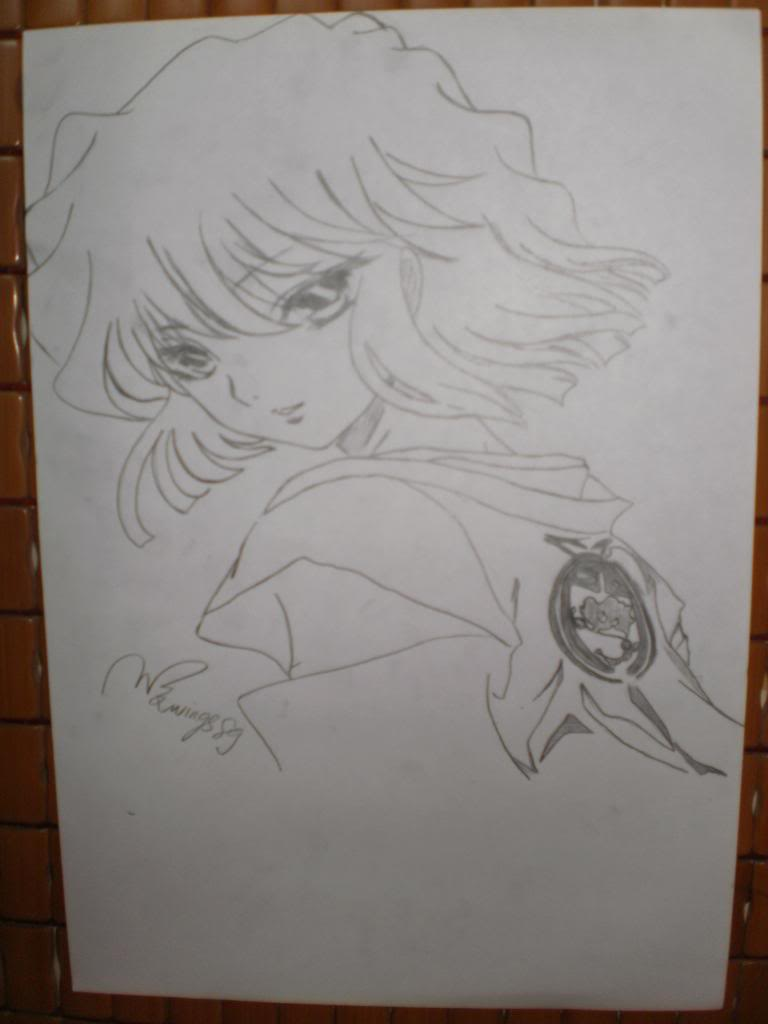 [wings89] Fan art Ai-chan theo phong cách mới PC250289