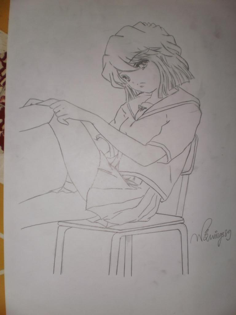 [wings89] Fan art Ai-chan theo phong cách mới PC250291
