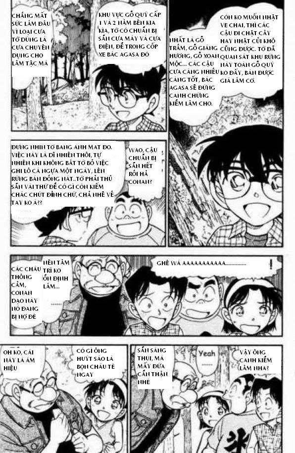 Tuyển tập: Món nợ của Conan 4