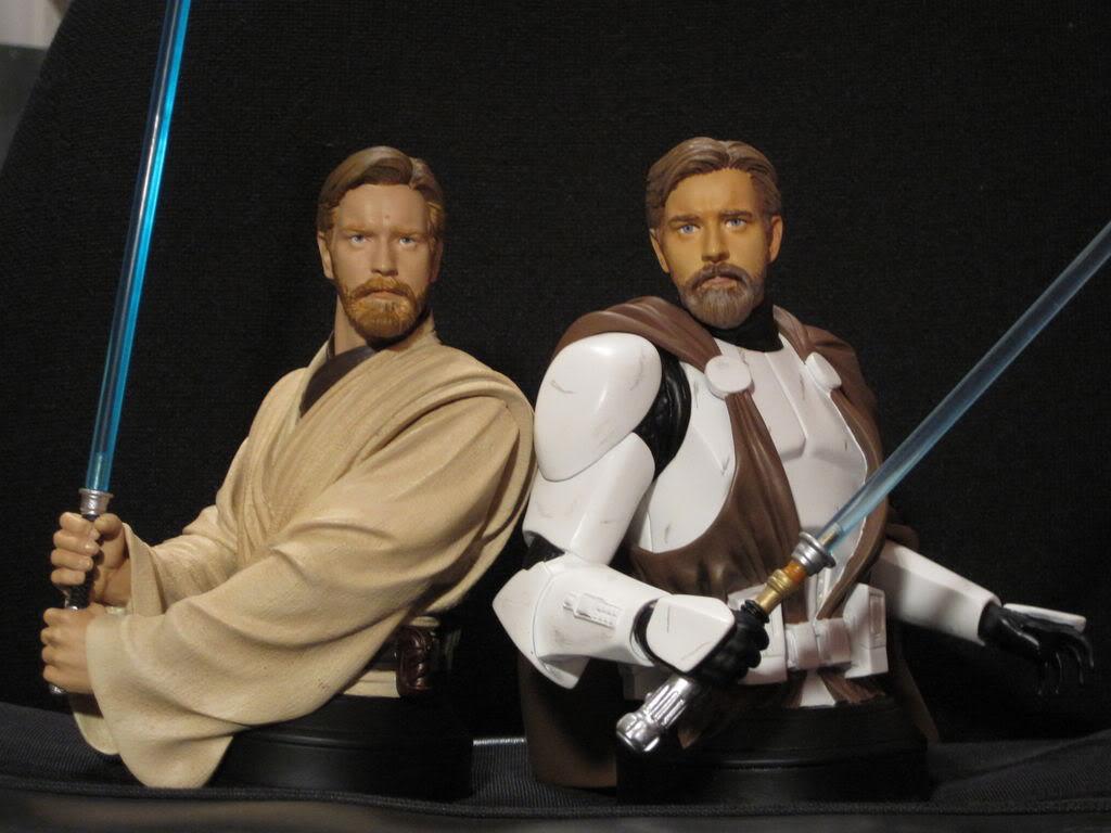 Gentle Giant - Star Wars Episode 3 Obi-Wan Kenobi Bust  - Page 2 IMG_08523