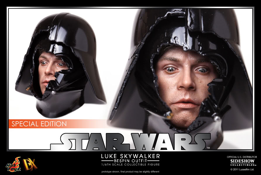 Hot Toys - 1/6 scale Bespin Luke Skywalker DX - Page 2 9013991_press01-001