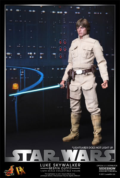Hot Toys - 1/6 scale Bespin Luke Skywalker DX - Page 2 901399_press02-001