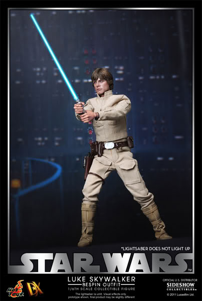 Hot Toys - 1/6 scale Bespin Luke Skywalker DX - Page 2 901399_press03-001