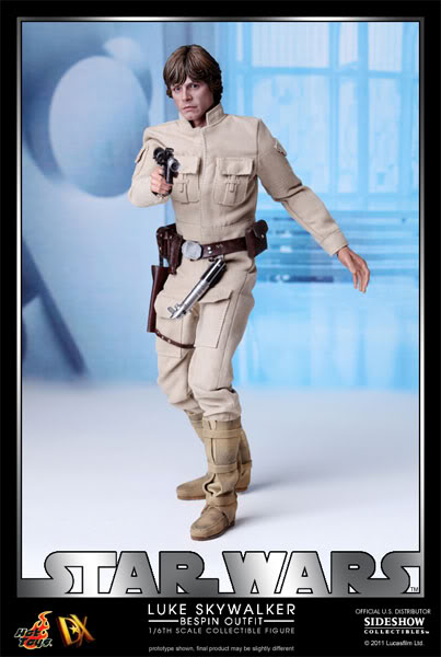 Hot Toys - 1/6 scale Bespin Luke Skywalker DX - Page 2 901399_press04-001
