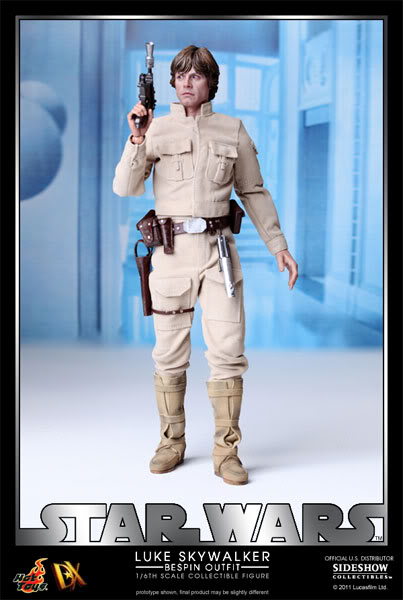 Hot Toys - 1/6 scale Bespin Luke Skywalker DX - Page 2 901399_press05-001