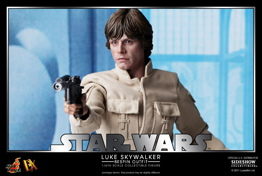 Hot Toys - 1/6 scale Bespin Luke Skywalker DX - Page 2 901399_press06-001