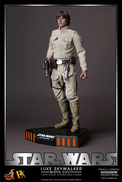 Hot Toys - 1/6 scale Bespin Luke Skywalker DX - Page 2 901399_press08-001