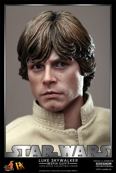 Hot Toys - 1/6 scale Bespin Luke Skywalker DX - Page 2 901399_press09-001