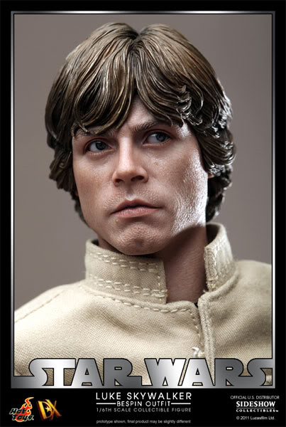 Hot Toys - 1/6 scale Bespin Luke Skywalker DX - Page 2 901399_press10-001