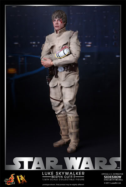 Hot Toys - 1/6 scale Bespin Luke Skywalker DX - Page 2 901399_press11-001