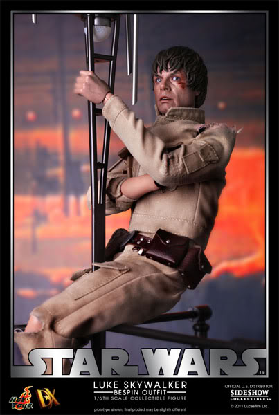 Hot Toys - 1/6 scale Bespin Luke Skywalker DX - Page 2 901399_press14-001