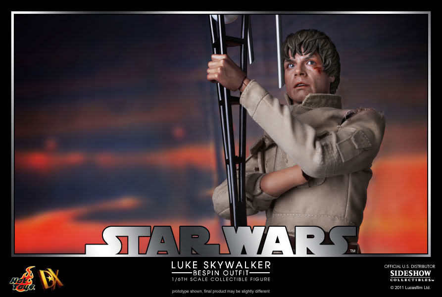 Hot Toys - 1/6 scale Bespin Luke Skywalker DX - Page 2 901399_press15-001