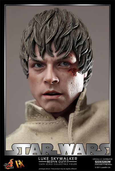 Hot Toys - 1/6 scale Bespin Luke Skywalker DX - Page 2 901399_press17-001
