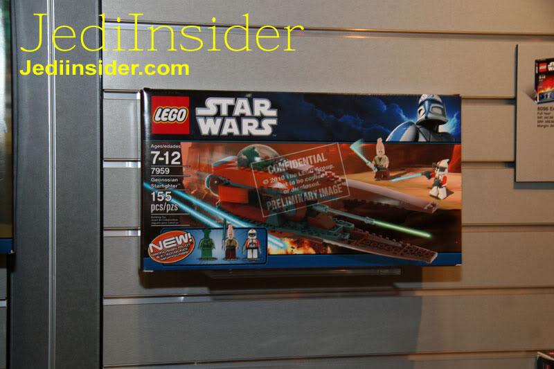 Lego - 7959 - Geonosian Starfighter  23