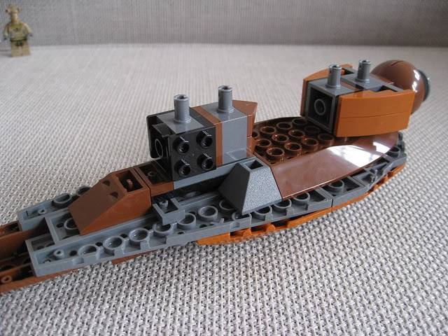 Lego - 7959 - Geonosian Starfighter  5733619338_774e0f4cfb_z