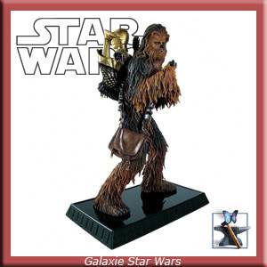 Database - Statues et Dioramas GG-ST-Chewbacca