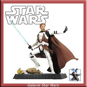 Database - Statues et Dioramas GG-ST-ObiWan
