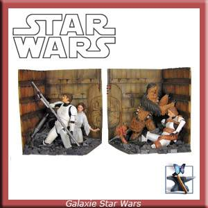 Database - Statues et Dioramas GG-SW-BookEnds-Compactor
