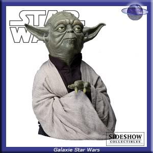 Database Buste et life size 1/1 PFB-Yoda