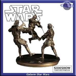 Database Diorama Sideshow SSD-Duel-Fates-bronze