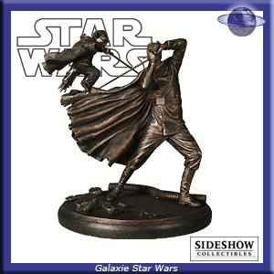 Database Diorama Sideshow SSD-Duel-Yoda-Exclu