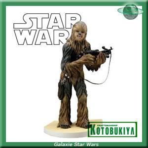 Database Kotobukiya Chewbacca