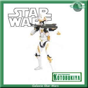 Database Kotobukiya Artfx+ Cody-1
