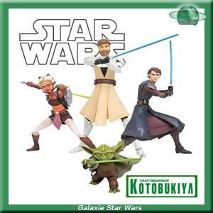 Database Kotobukiya Artfx+ Jedi