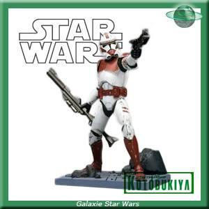 Database Kotobukiya Shocktrooper