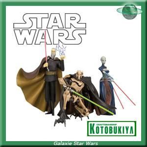Database Kotobukiya Artfx+ Sith