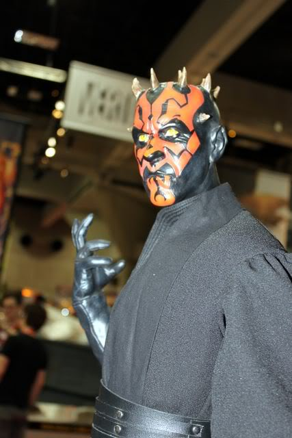 Sideshow - Darth Maul - Legendary Scale Figure  000__166