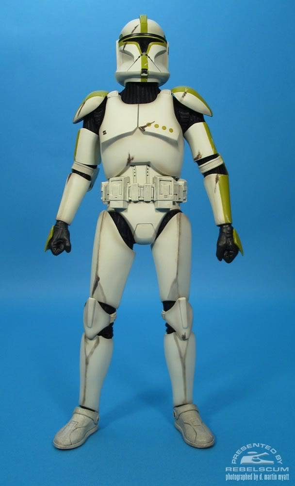 Sideshow - 12' - Clone Sergeant - Phase 1 09