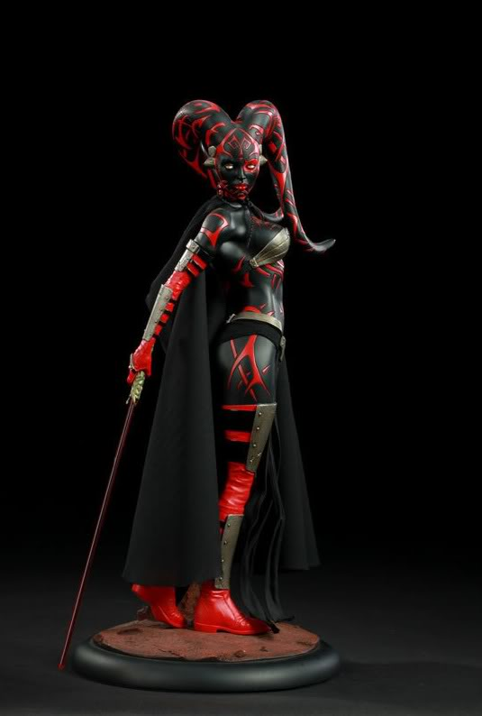 Sideshow - Darth Talon Color Variant Prototype - PF 1-1