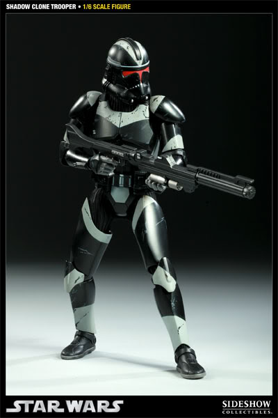 Sideshow - Utapau Shadow Trooper 12-inch Figure 100011_press01-001