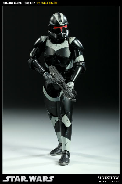 Sideshow - Utapau Shadow Trooper 12-inch Figure 100011_press02-001
