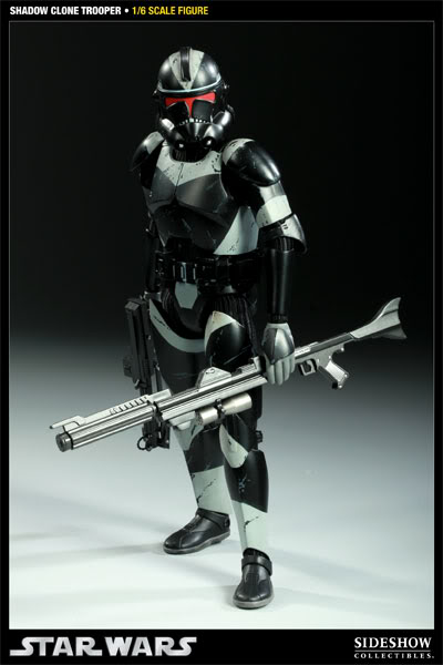 Sideshow - Utapau Shadow Trooper 12-inch Figure 100011_press03-001