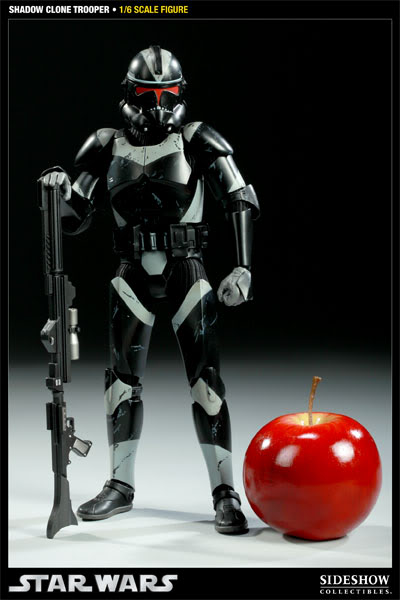 Sideshow - Utapau Shadow Trooper 12-inch Figure 100011_press04-001