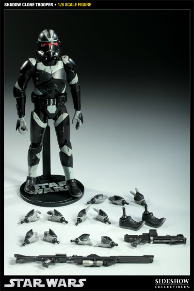 Sideshow - Utapau Shadow Trooper 12-inch Figure 100011_press05-001