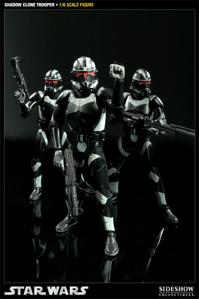 Sideshow - Utapau Shadow Trooper 12-inch Figure 100011_press06-001