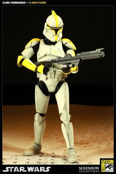 Star Wars - 12' - Clone Commander - SDCC 2011 100015_press01-001