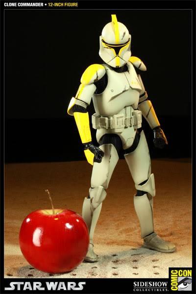 Star Wars - 12' - Clone Commander - SDCC 2011 100015_press02-001