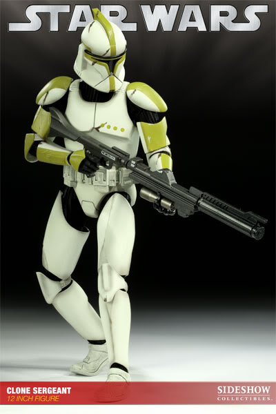 Sideshow - 12' - Clone Sergeant - Phase 1 100018_press01-001