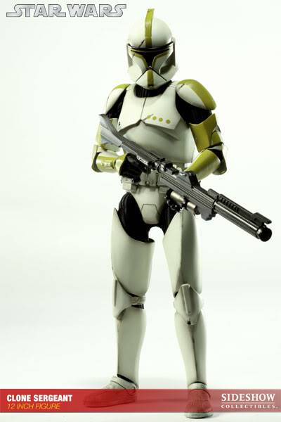 Sideshow - 12' - Clone Sergeant - Phase 1 100018_press05-001