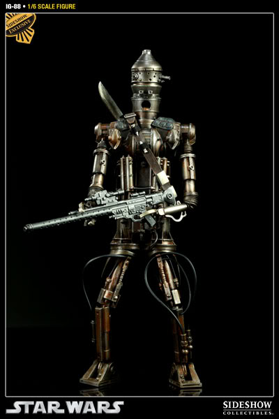 Sideshow - IG-88 - 12 inch Figure 1000291_press01-001