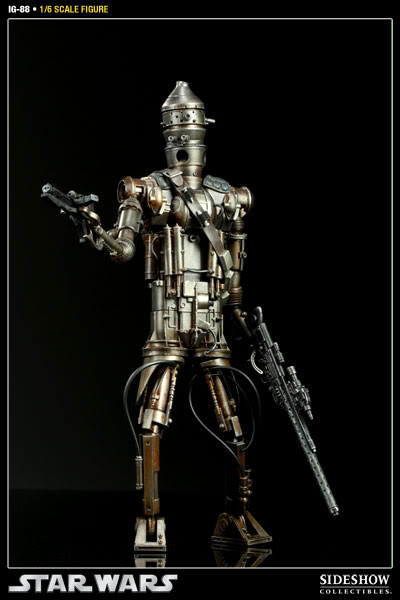 Sideshow - IG-88 - 12 inch Figure 100029_press01-001